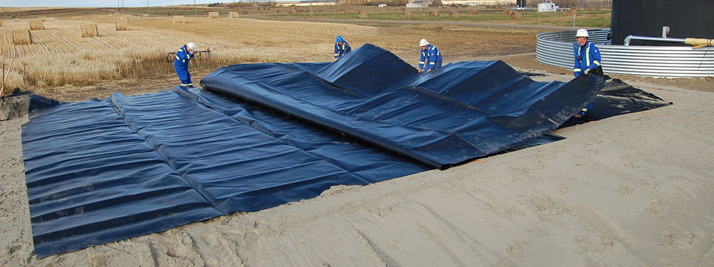 Sioux Secondary Containment Systems Liners
