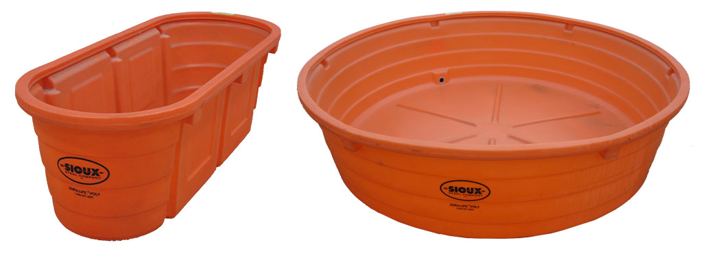 Sioux Secondary Containment Systems Drums