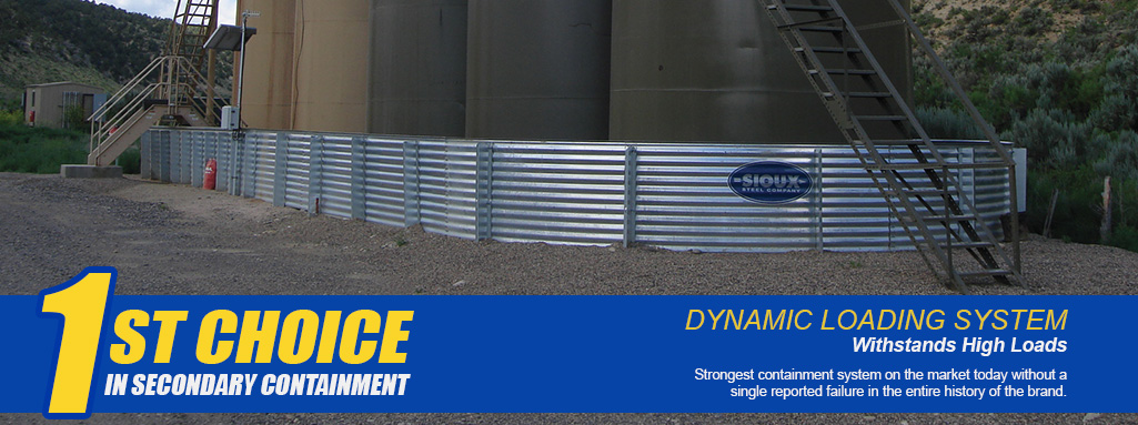 Containment Systems That Withstand High Loads