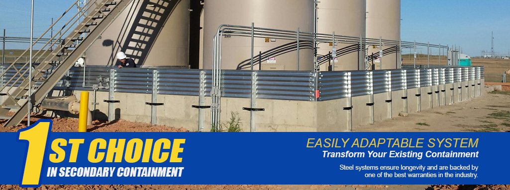 Transform Your Existing Containment Site