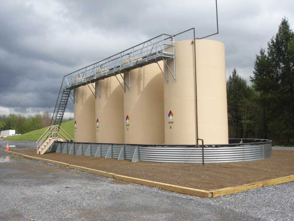 Sioux Secondary Containment Systems