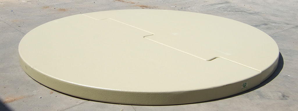 Sioux Secondary Containment Interlocking Tank Bases connected