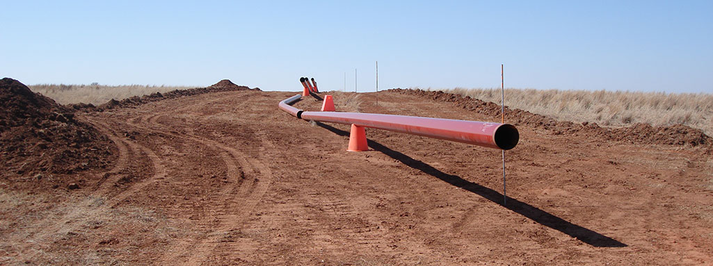 Sioux Secondary Containment Pipe Stands